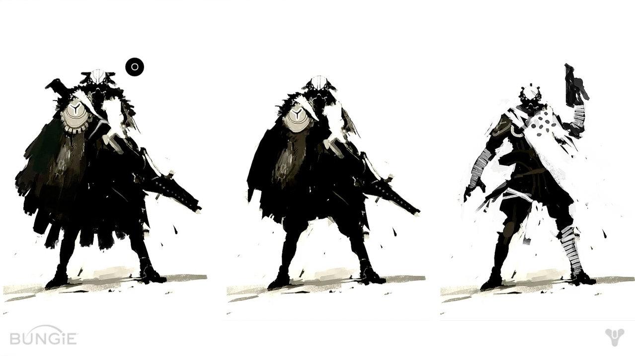 Dvojice artworků z Destiny 80437
