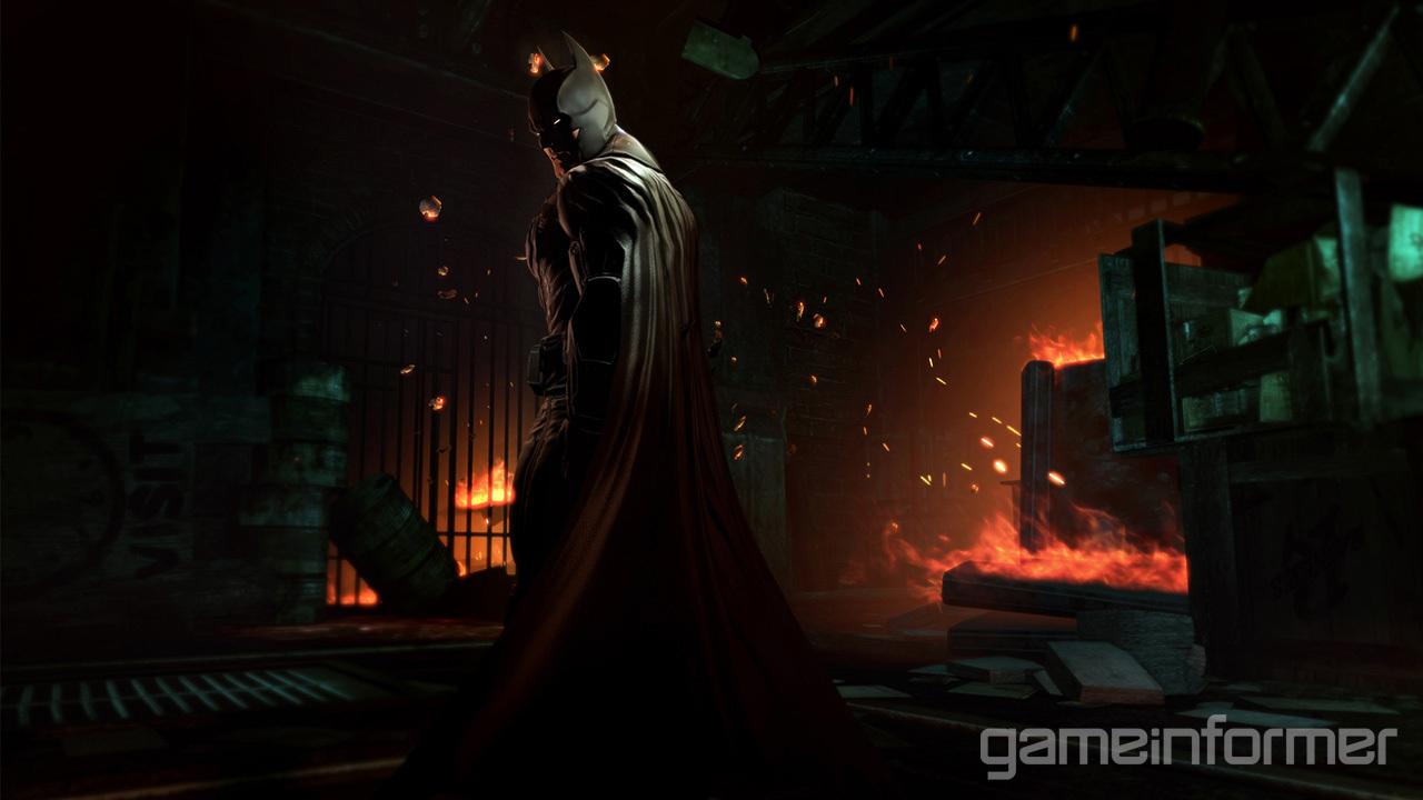 Pohled na Batmana z Arkham Origins 80441