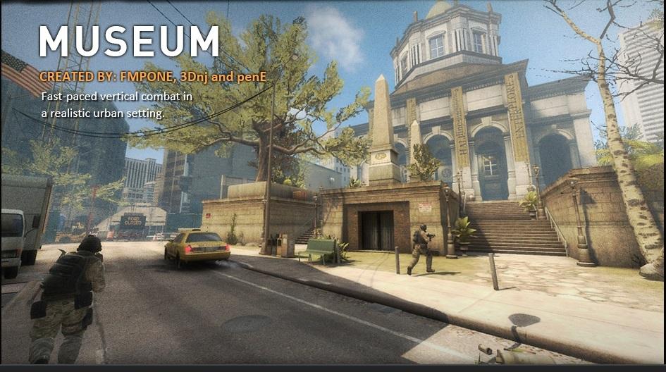 Komunitní balíček pro Counter-Strike: Global Offensive 80451