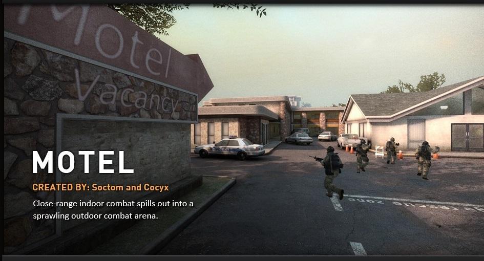 Komunitní balíček pro Counter-Strike: Global Offensive 80454