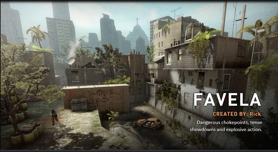 Komunitní balíček pro Counter-Strike: Global Offensive 80455