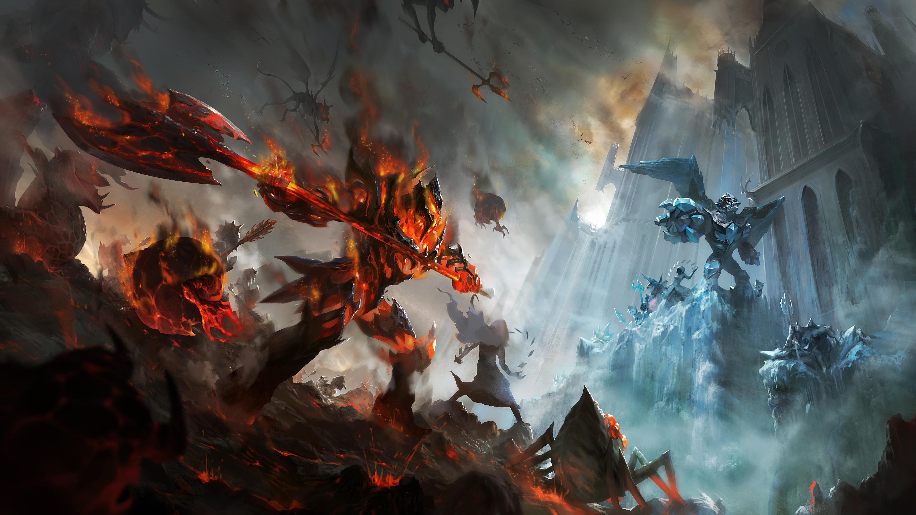 Hell Invaders - strategie se sběratelskými kartami 80459