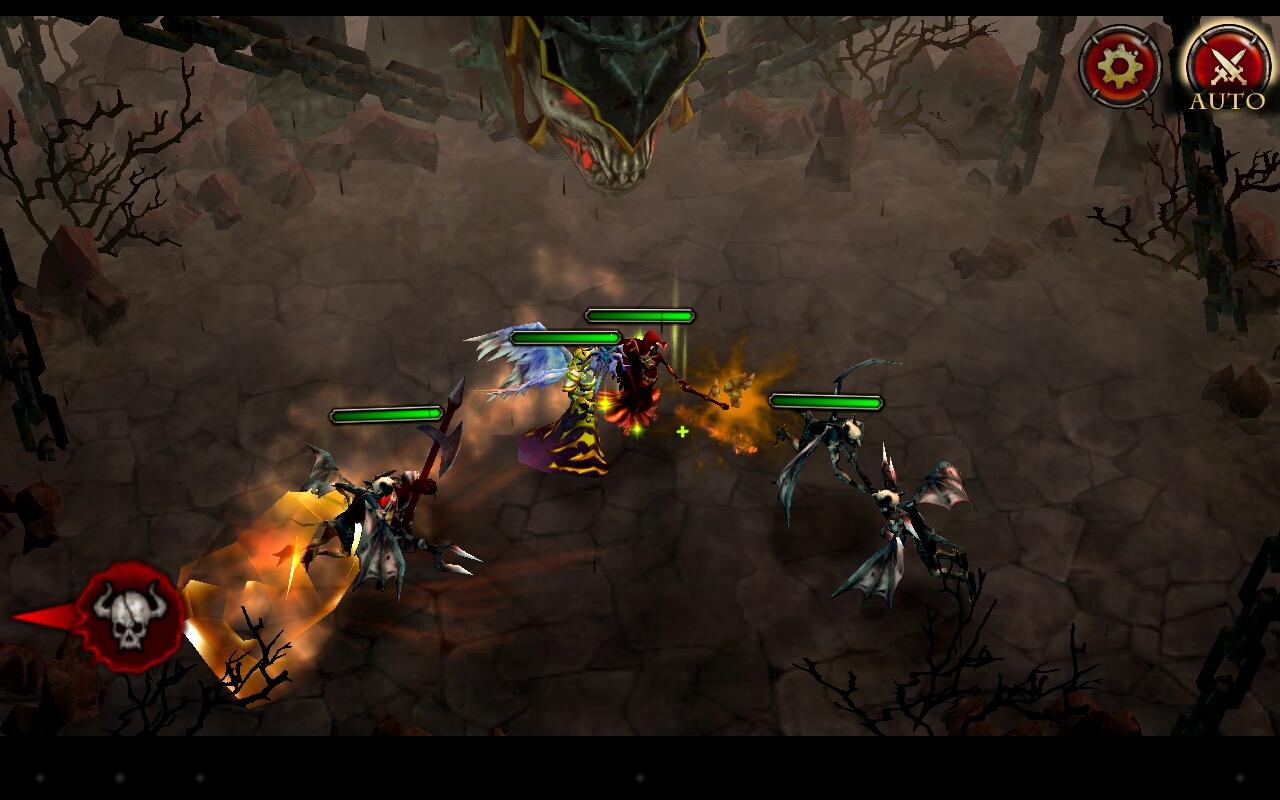 Hell Invaders - strategie se sběratelskými kartami 80464