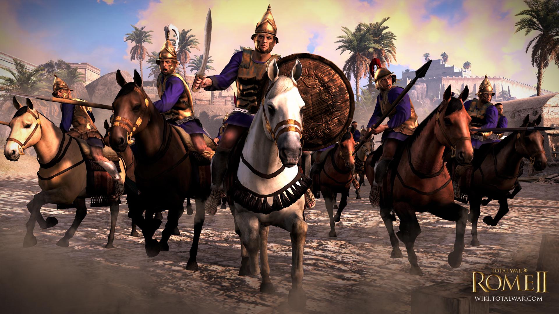 Odhalena devátá hratelná frakce Total War: Rome 2 80473