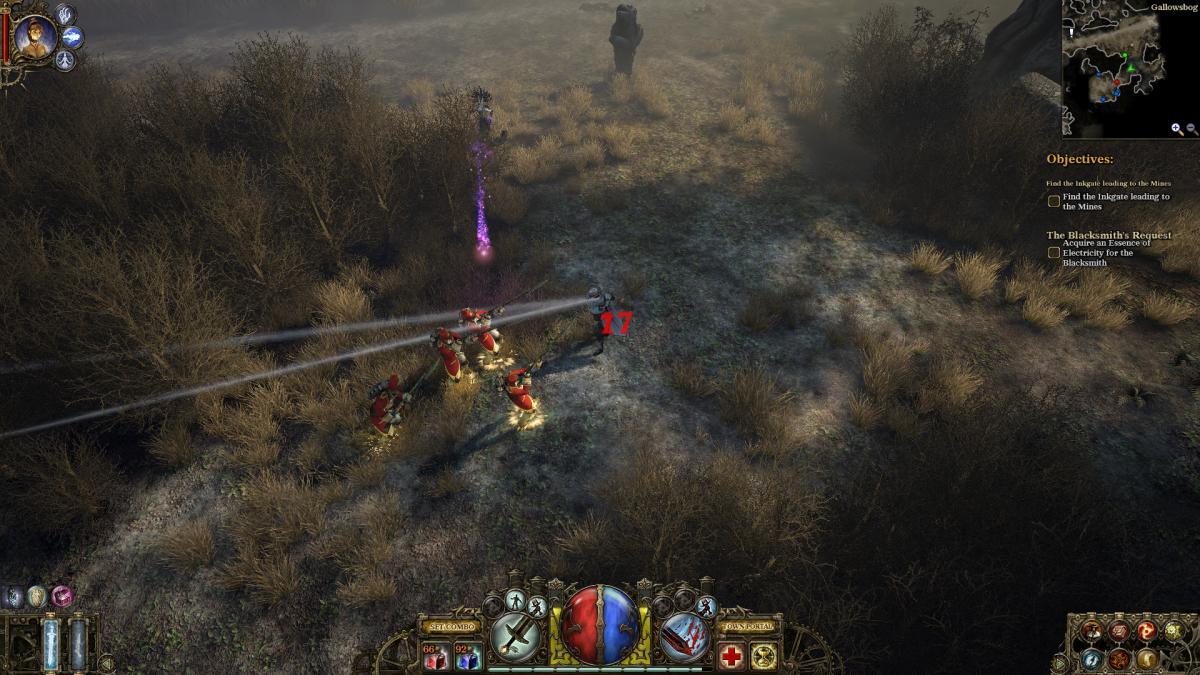 Dojmy z hraní The Incredible Adventures of Van Helsing 80491