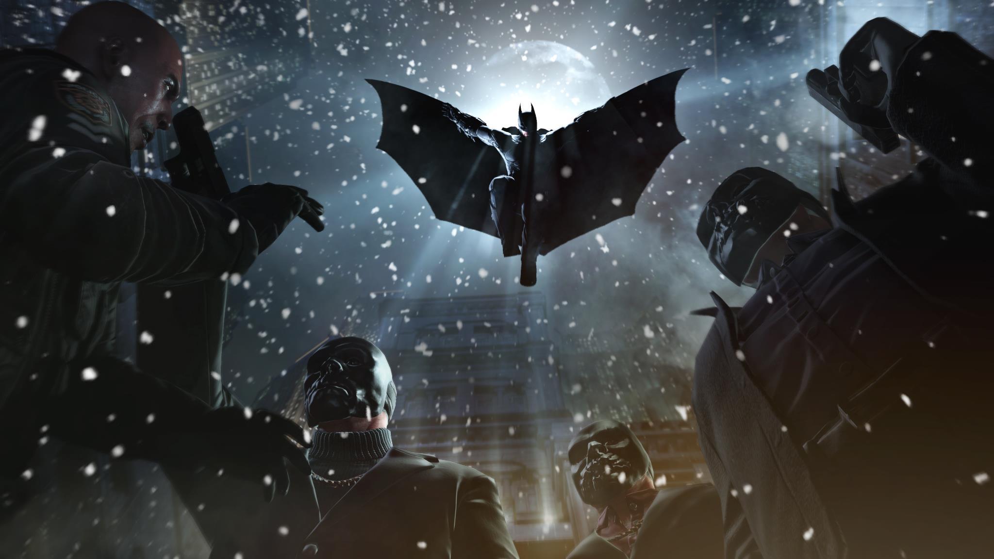 Nové obrázky z Batman: Arkham Origins 80527