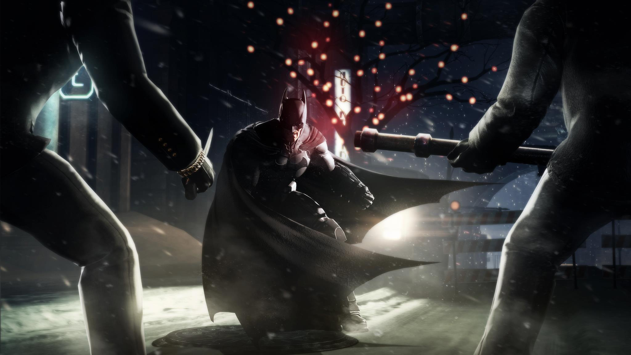 Tuna nových informací o Batman: Arkham Origins 80528