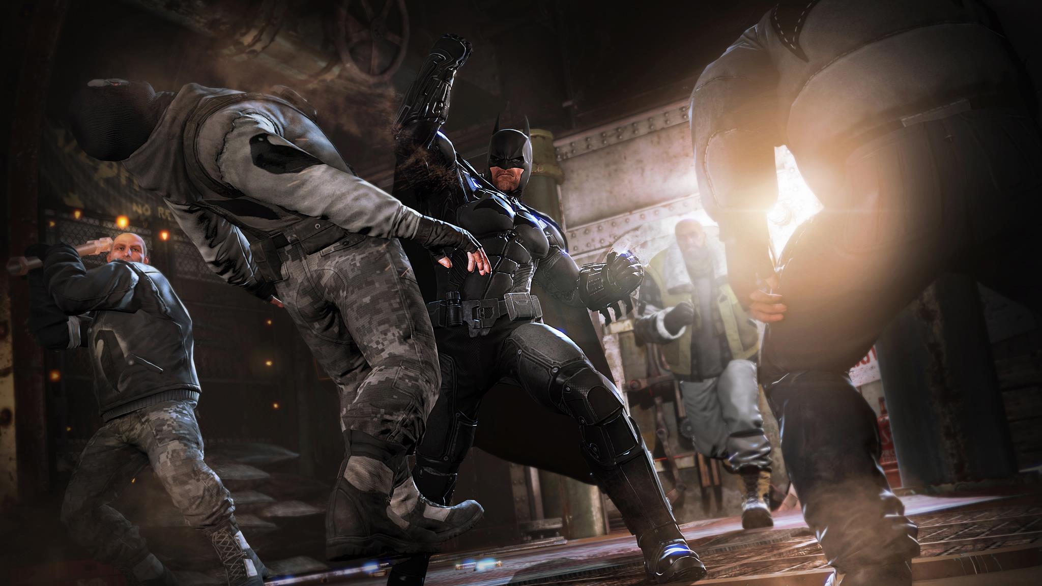 Tuna nových informací o Batman: Arkham Origins 80529