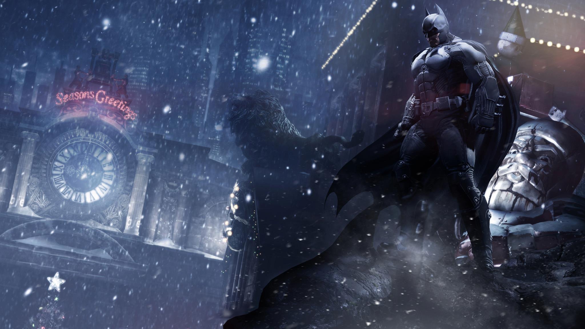 Nové obrázky z Batman: Arkham Origins 80530