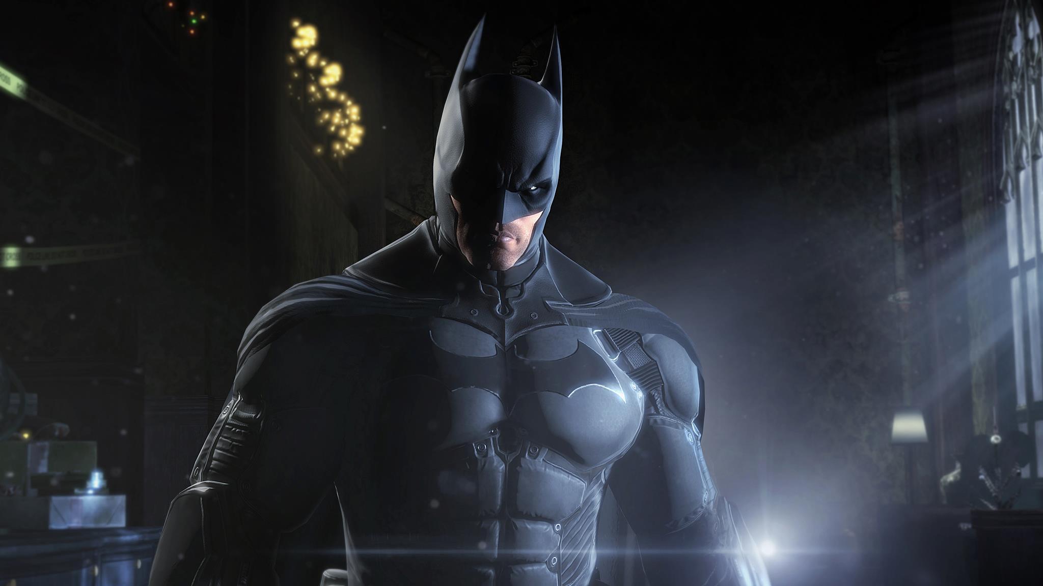 Nové obrázky z Batman: Arkham Origins 80532