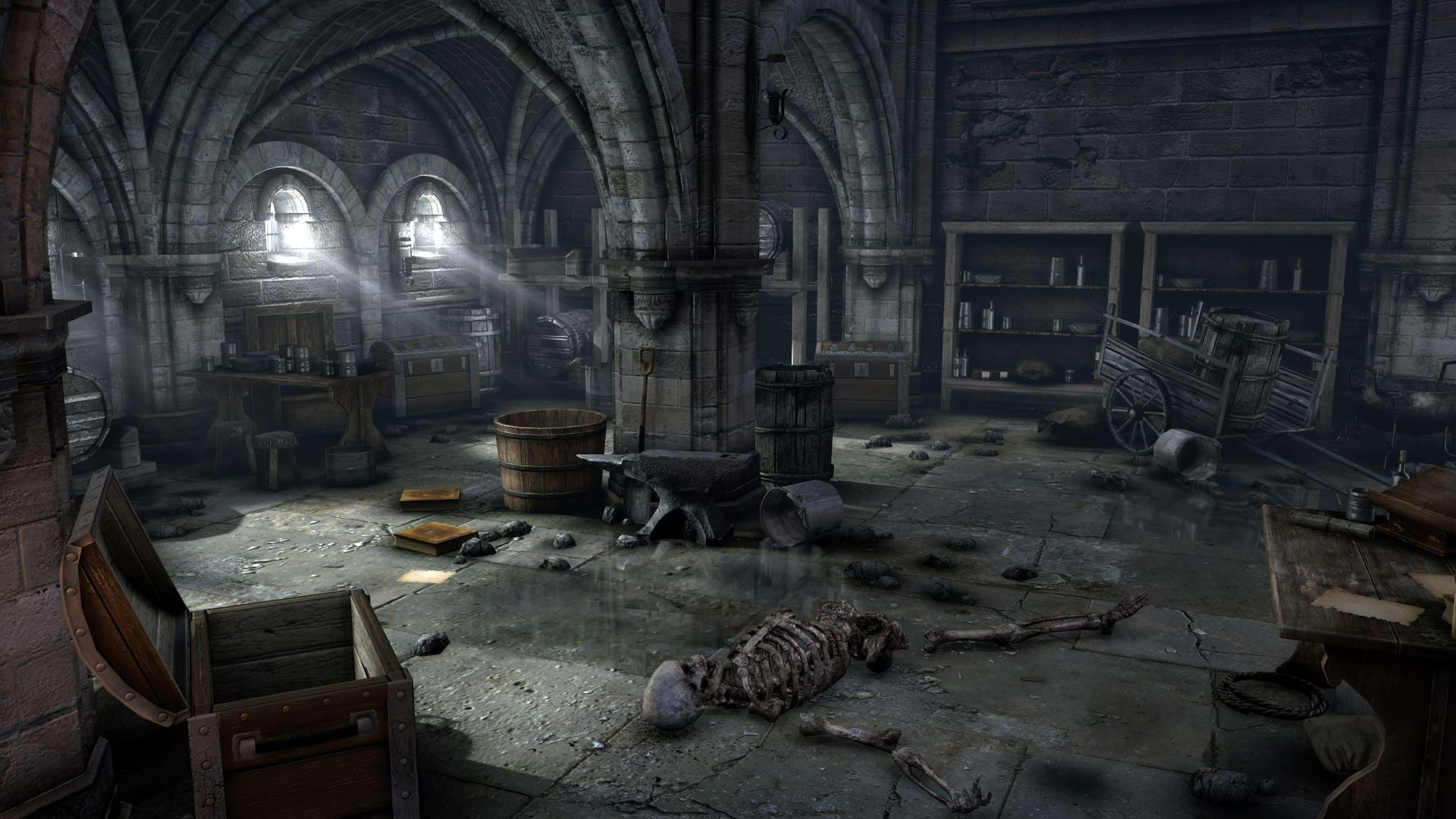 Autoři Dead Island oznámili co-op hack-and-slash akci Hellraid 80555