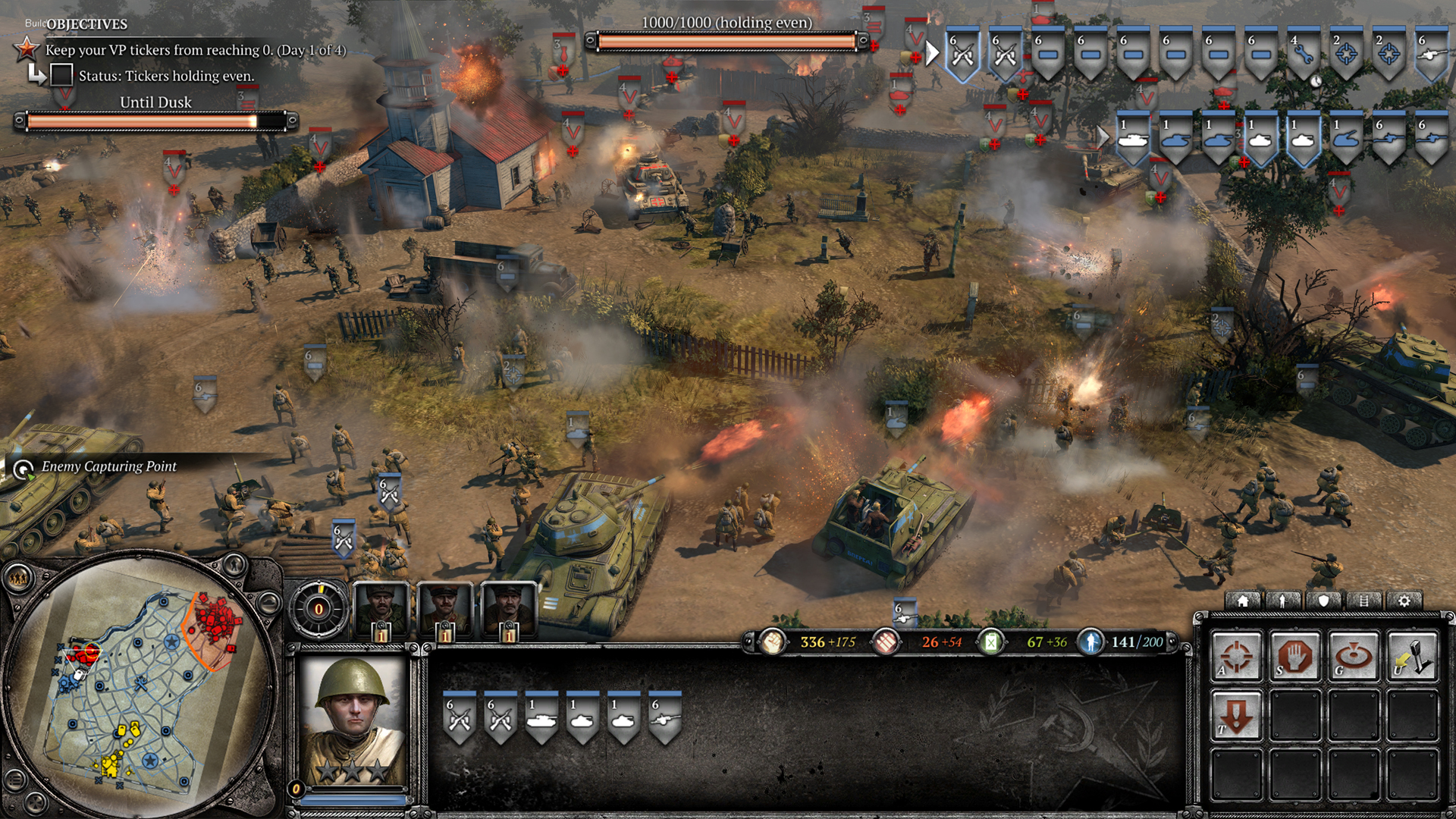 Představen Theater of War mód pro Company of Heroes 2 80567