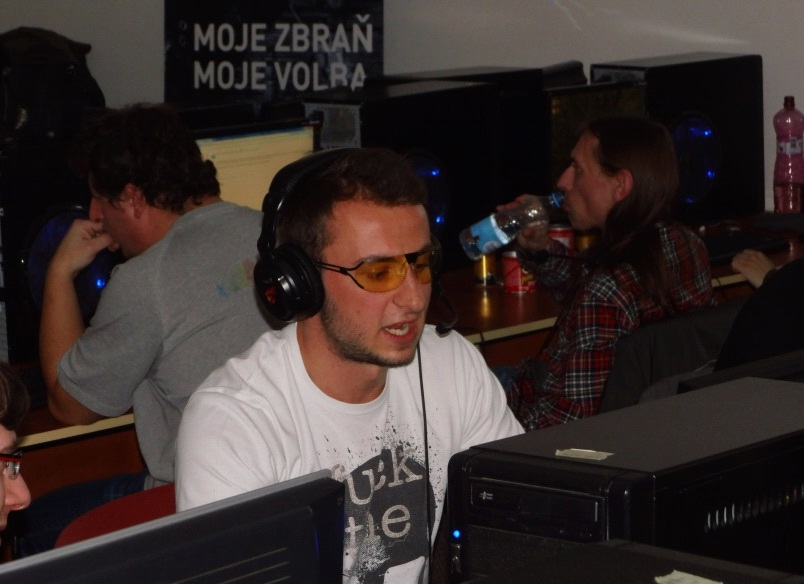 Speciální brýle pro počítačové hráče. Už jste o nich slyšeli? 80599