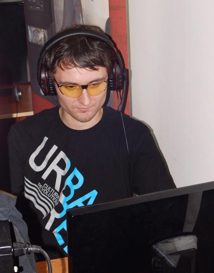 Speciální brýle pro počítačové hráče. Už jste o nich slyšeli? 80600