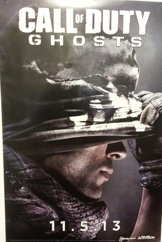 Call of Duty: Ghosts oficiálně potvrzeno 80708