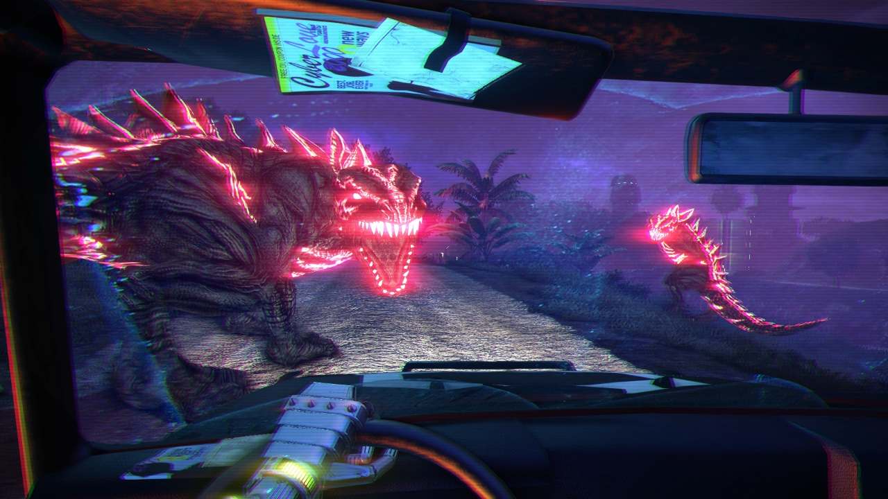 Launch trailer Far Cry 3: Blood Dragon 80714