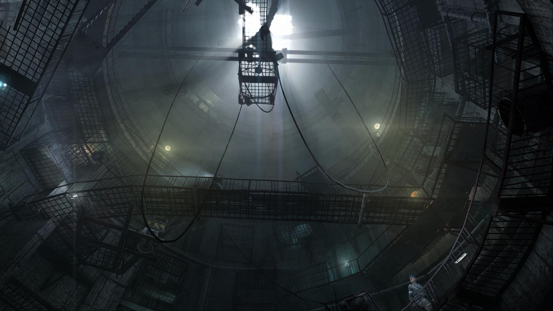 Podivné místo na obrázku z Metro: Last Light 80763