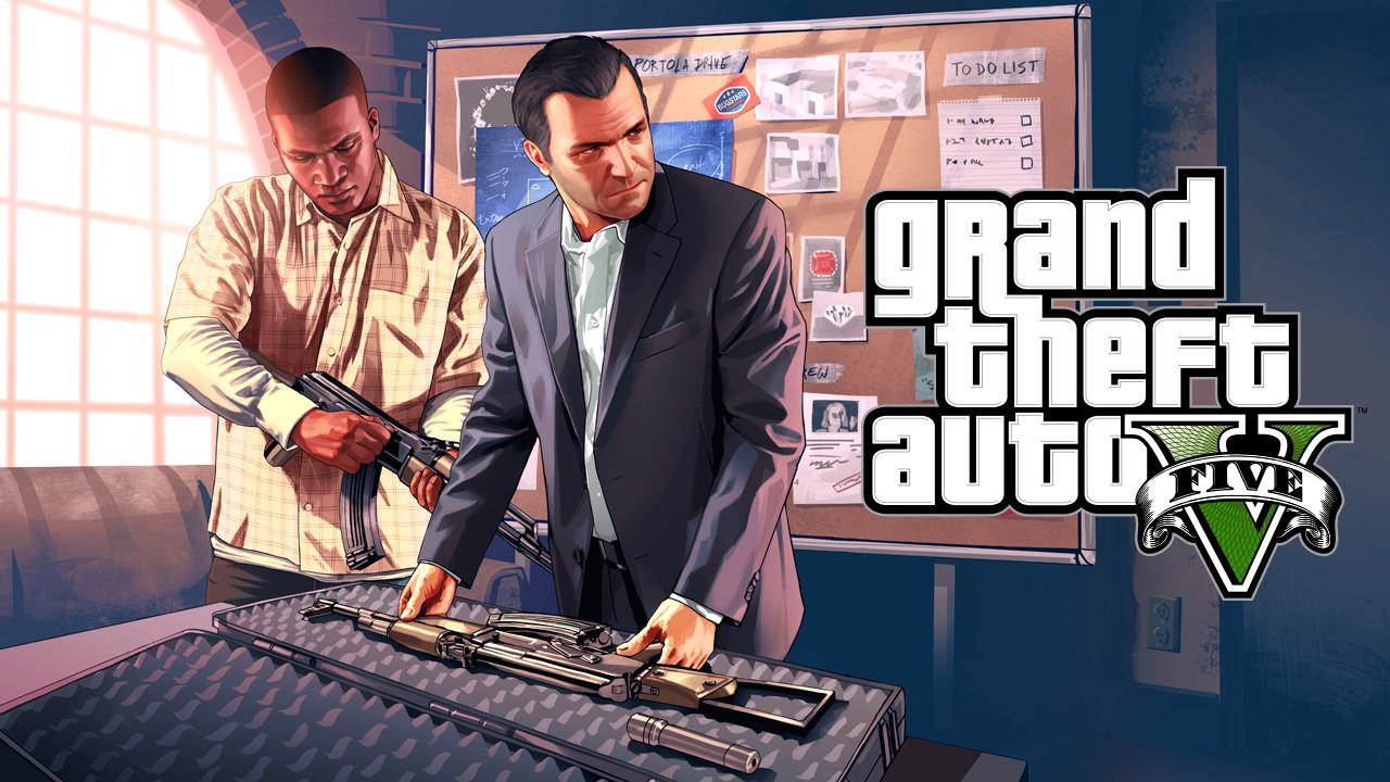 Nové screenshoty z Grand Theft Auto V 80925