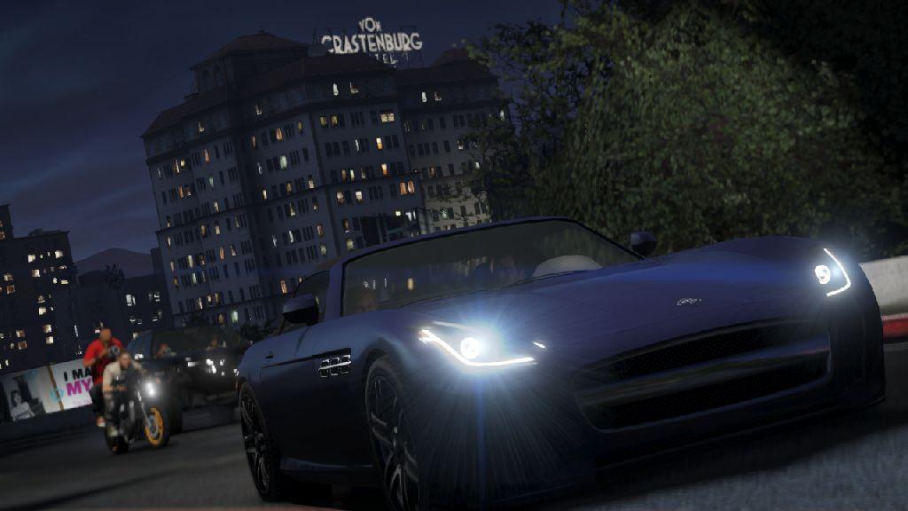 Nové screenshoty z Grand Theft Auto V 80926