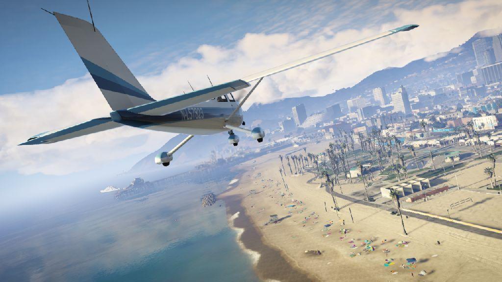 Nové screenshoty z Grand Theft Auto V 80927