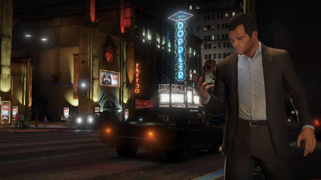 Nové screenshoty z Grand Theft Auto V 80931