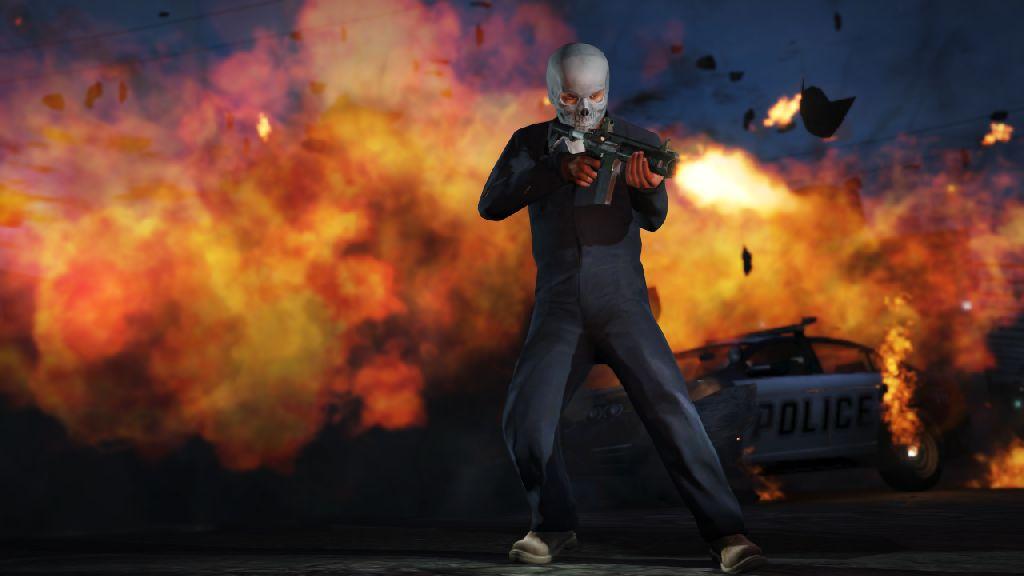 Grand Theft Auto V – revoluce herního pískoviště? 80932