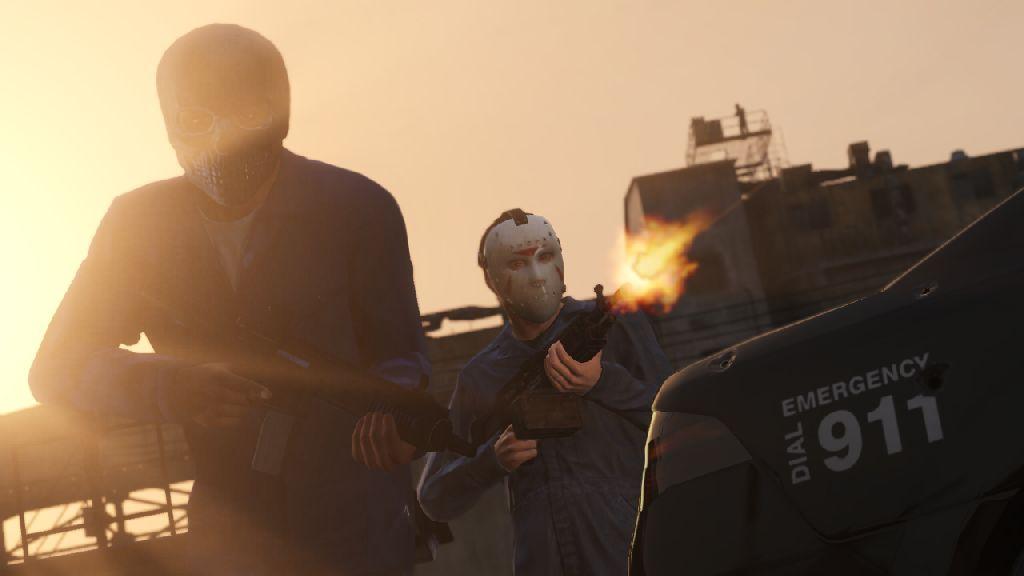 Grand Theft Auto V – revoluce herního pískoviště? 80934