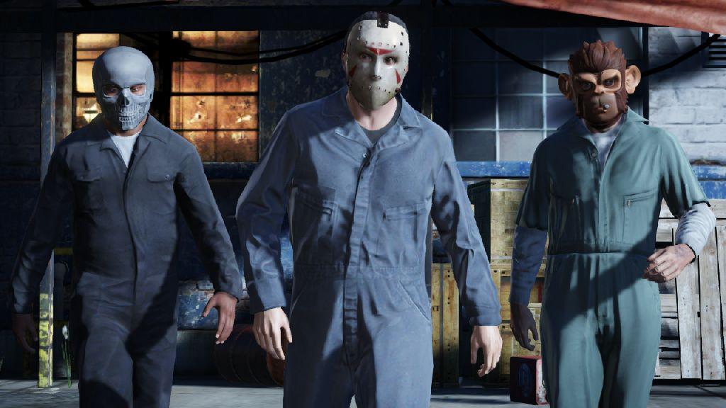 Nové screenshoty z Grand Theft Auto V 80935
