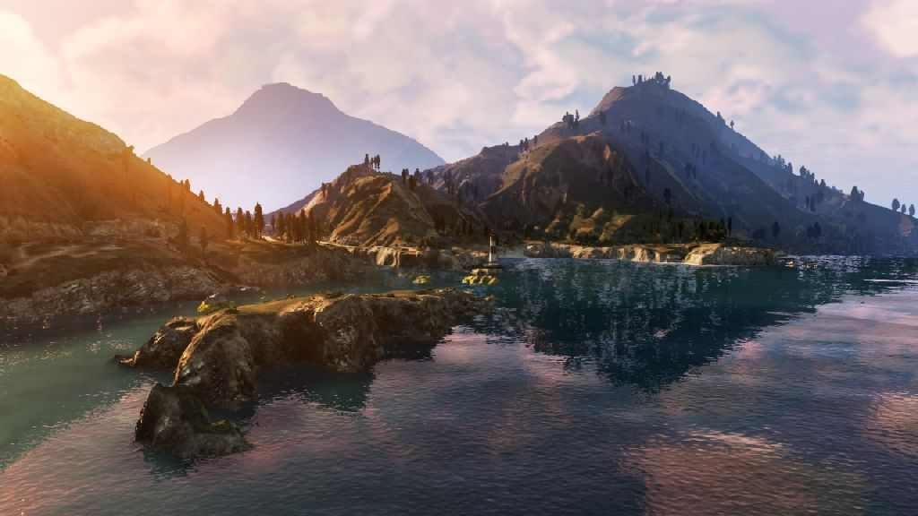Nové screenshoty z Grand Theft Auto V 80936
