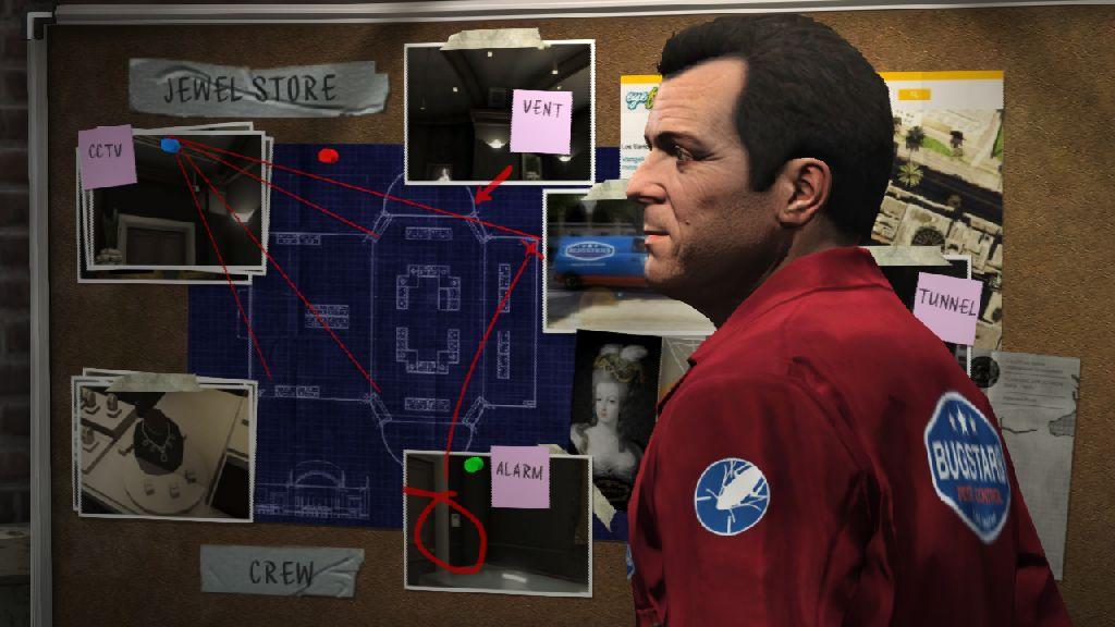 Nové screenshoty z Grand Theft Auto V 80937