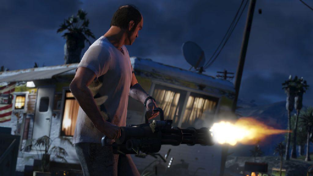 Nové screenshoty z Grand Theft Auto V 80939