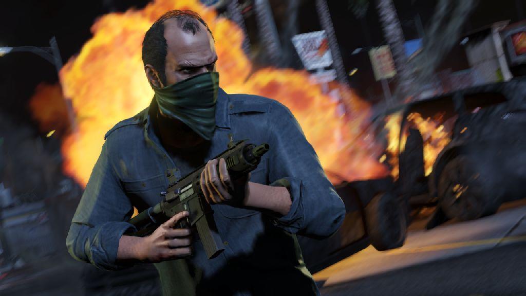 Nové screenshoty z Grand Theft Auto V 80942