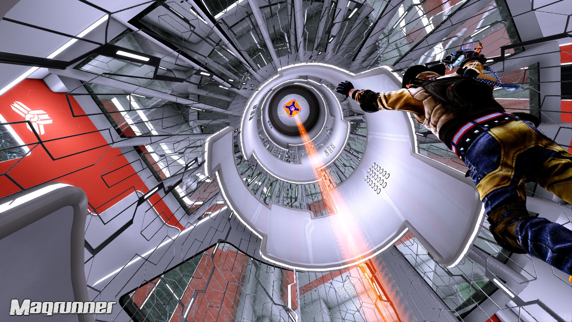 Puzzle střílečka Magrunner připomíná Portal 80964
