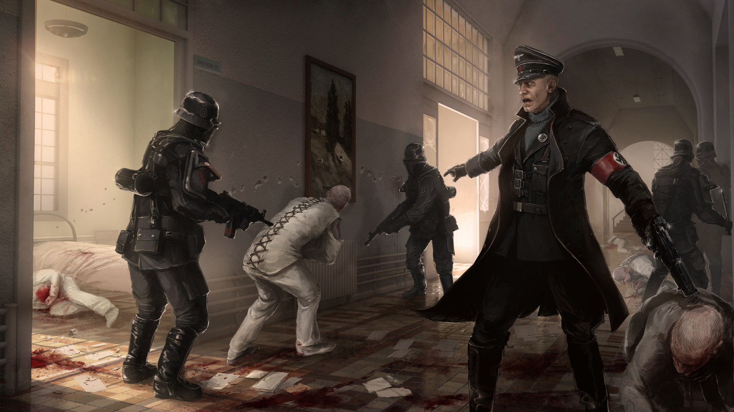 Odhalen Wolfenstein: The New Order 81112