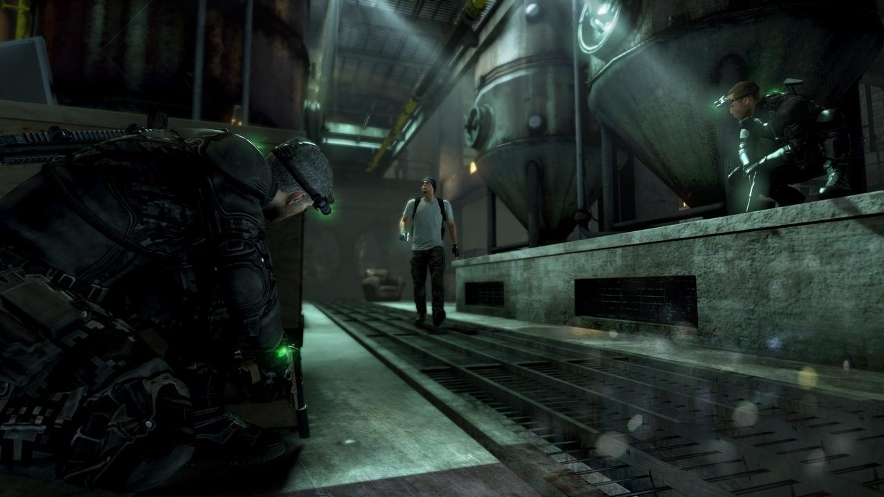 Splinter Cell: Blacklist – za strýčka Sama 81138