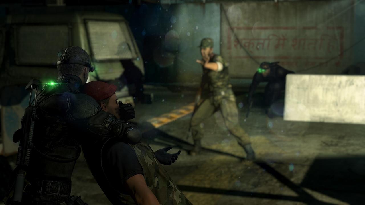 Splinter Cell: Blacklist – za strýčka Sama 81140