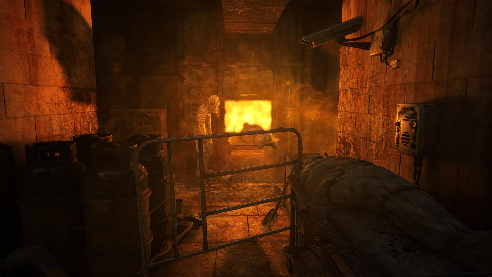 Gameplay záběry a obrázky z Metro: Last Light 81185