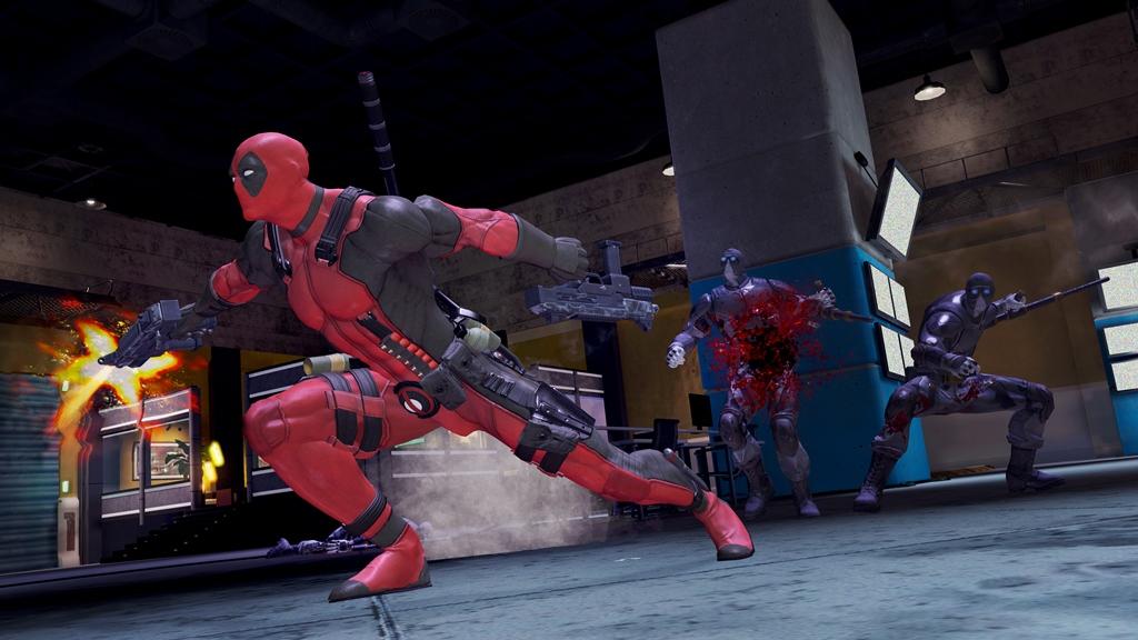 Nové obrázky z Deadpool 81227