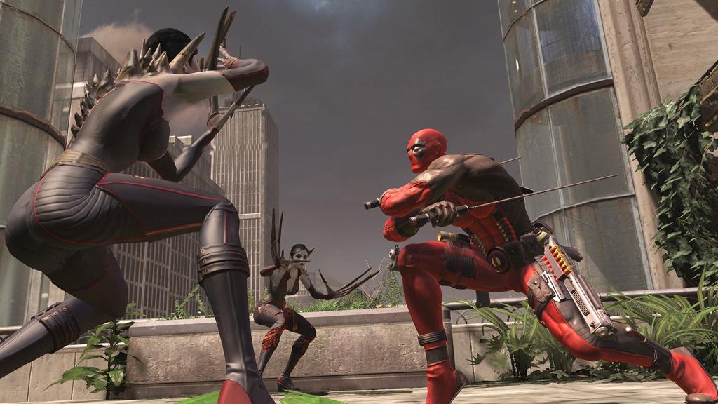 Nové obrázky z Deadpool 81228