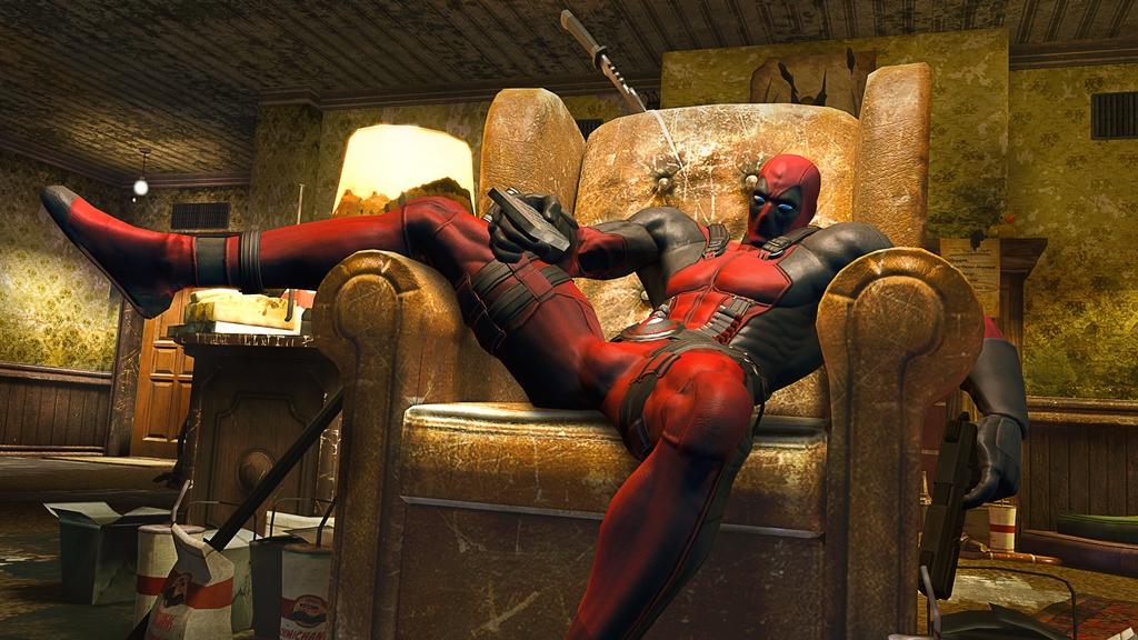 Nové obrázky z Deadpool 81230