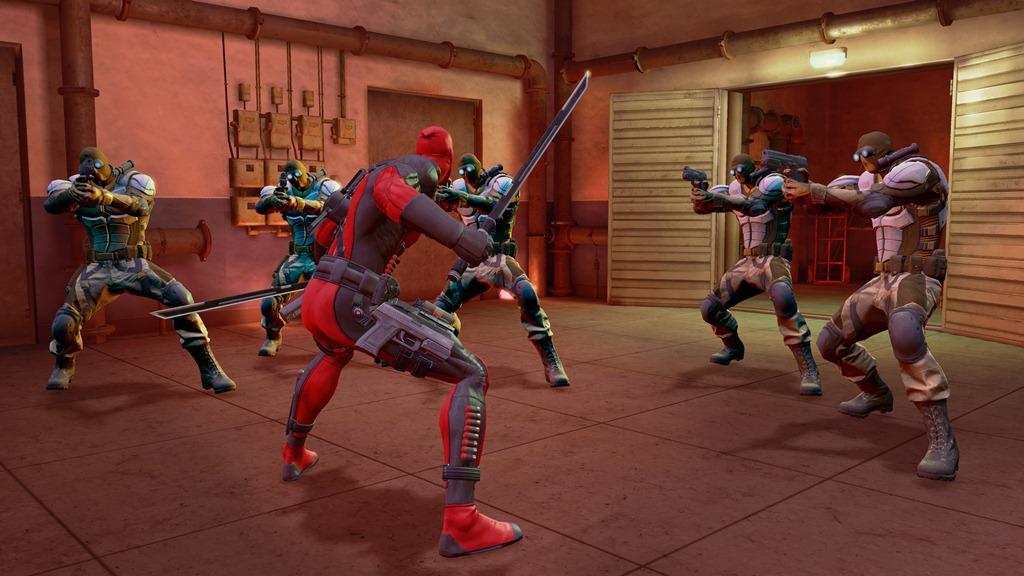 Nové obrázky z Deadpool 81231