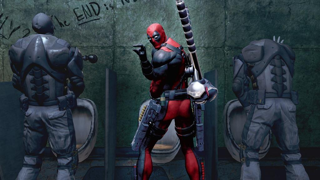 Nové obrázky z Deadpool 81232