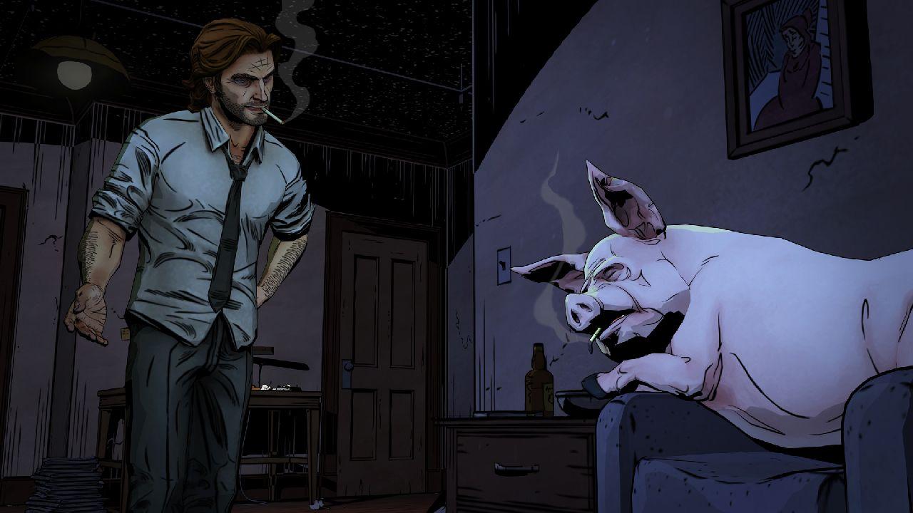 První pohled na The Wolf Among Us od Telltale 81240