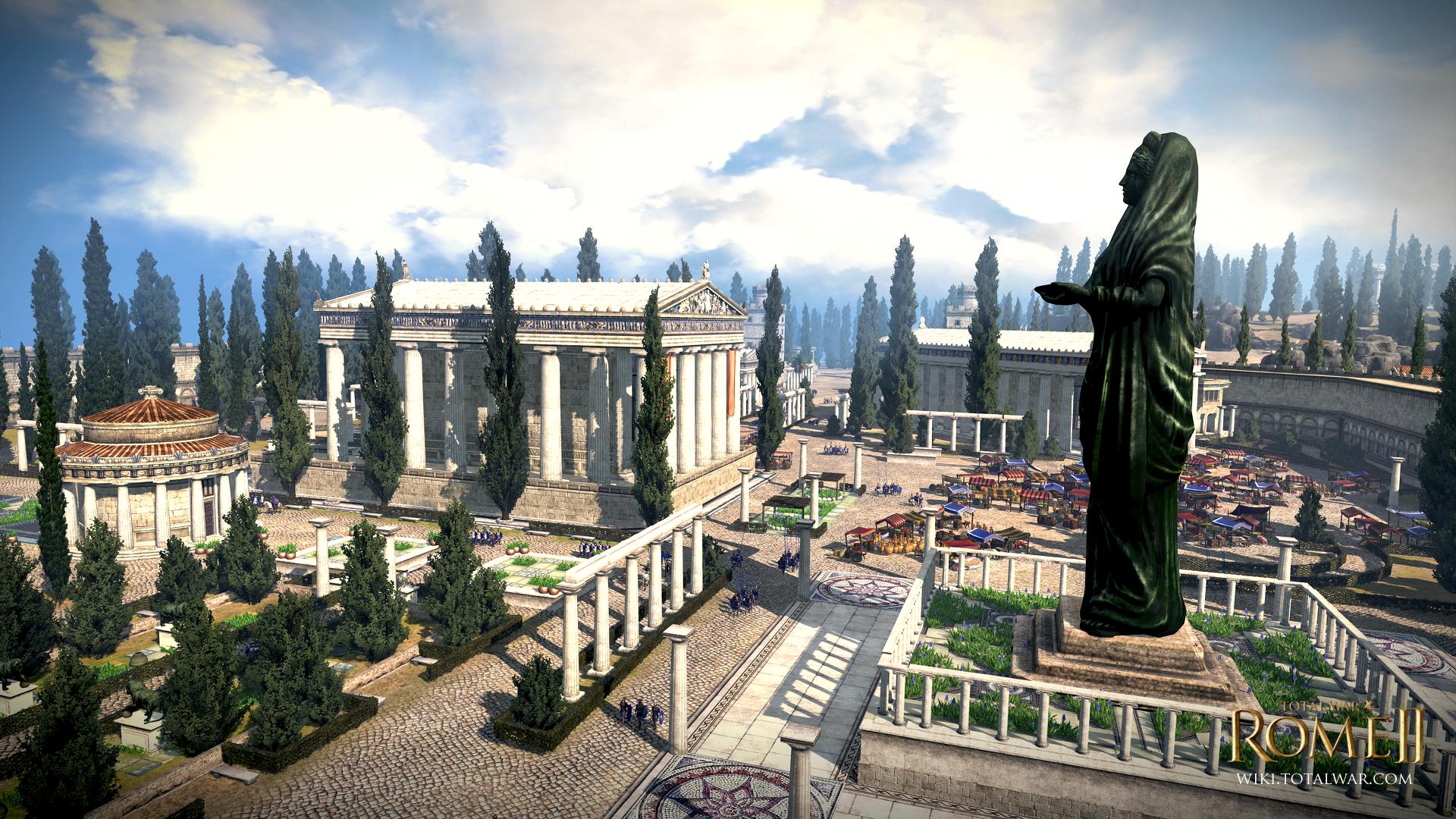 Strategie Total War: Rome 2 překvapila, vyjde v září 81267