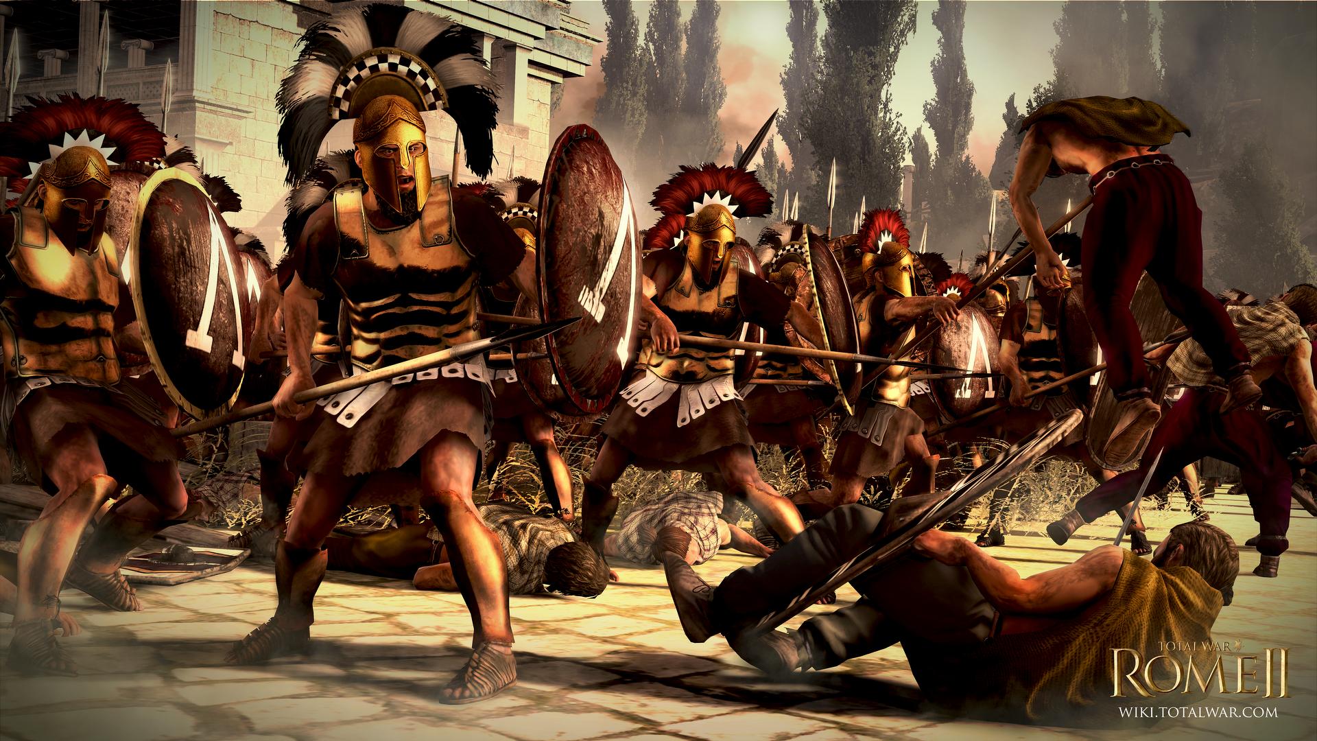 Strategie Total War: Rome 2 překvapila, vyjde v září 81268