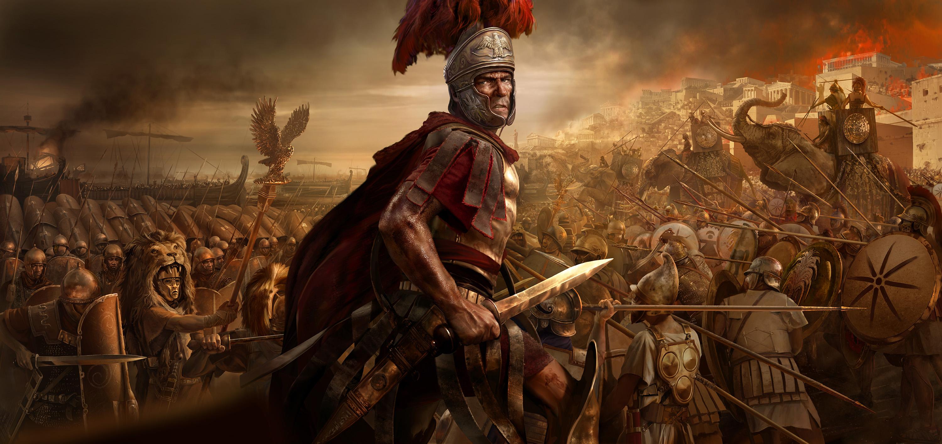Strategie Total War: Rome 2 překvapila, vyjde v září 81269