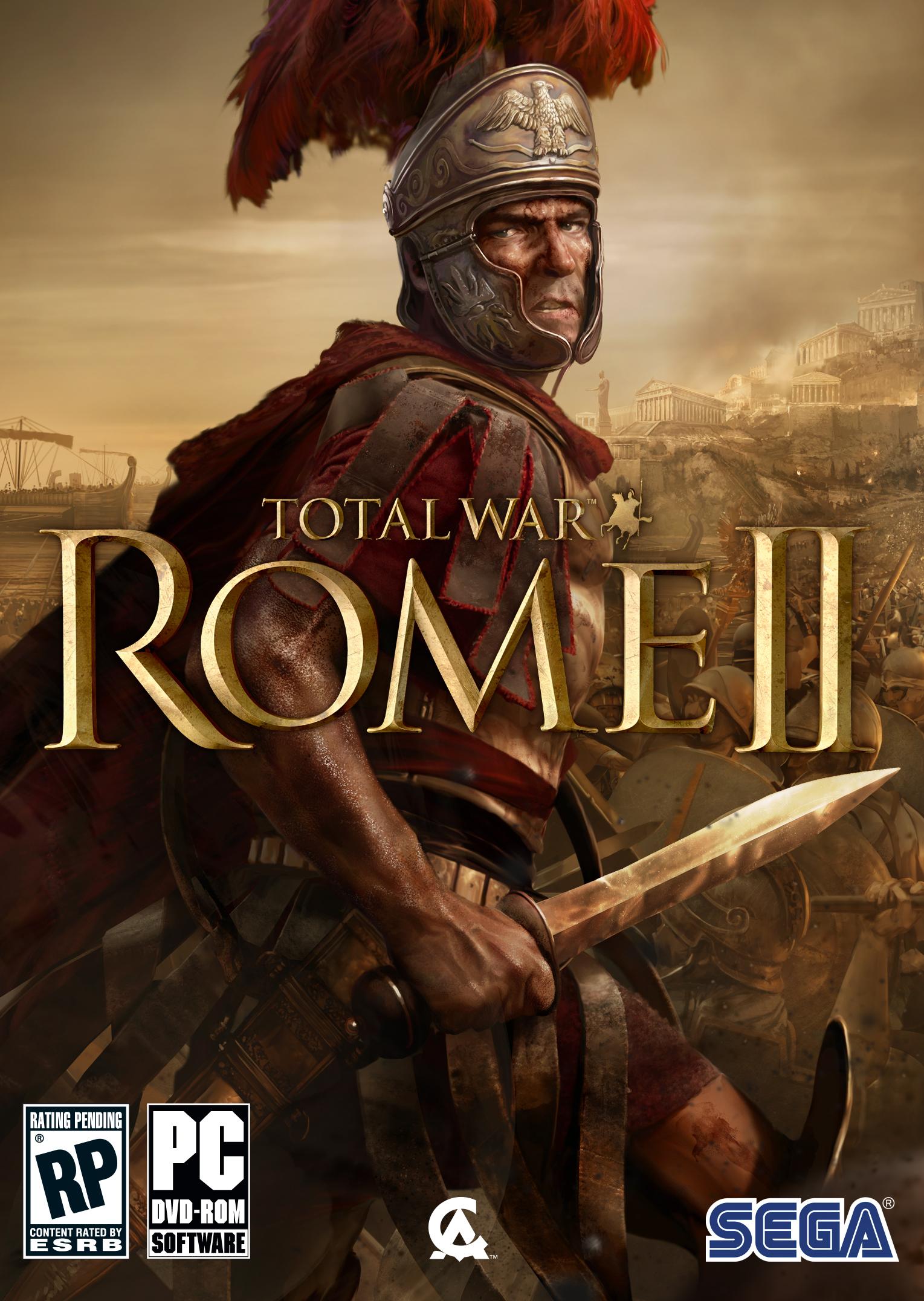 Strategie Total War: Rome 2 překvapila, vyjde v září 81271