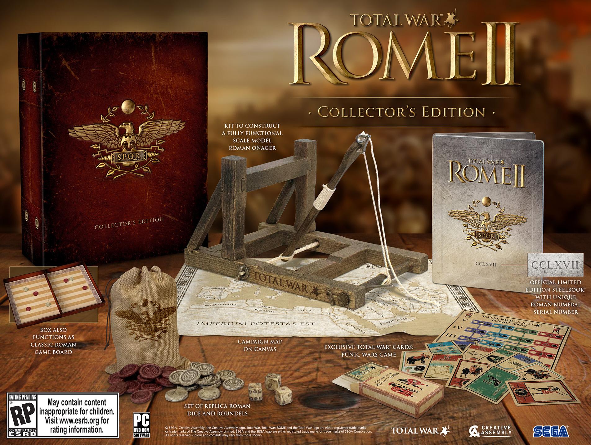 Strategie Total War: Rome 2 překvapila, vyjde v září 81272
