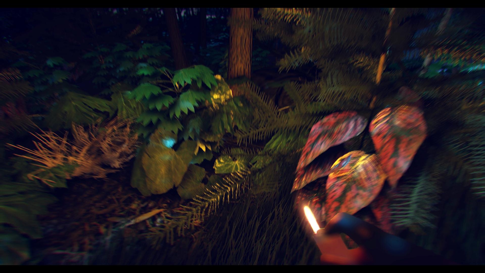 Zajímavě vypadající survival horor The Forest o přežití v lese 81279