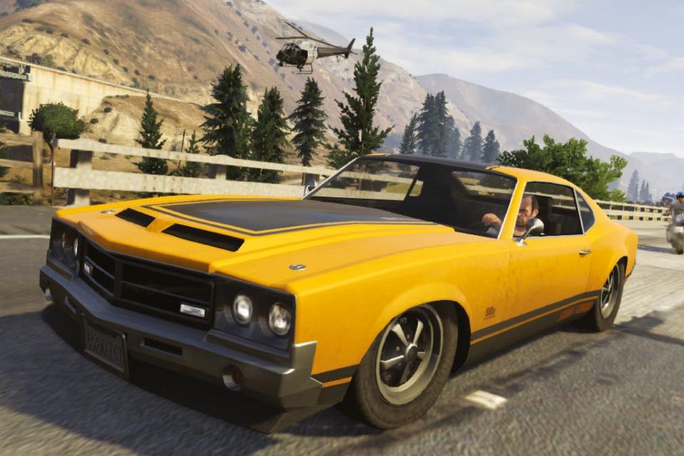 Nové obrázky a hrstka detailů z GTA V 81292